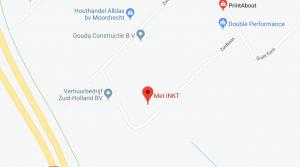 Google Maps Met INKT
