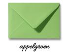 appelgroen envelop
