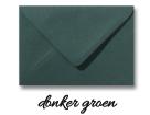 envelop donkergroen