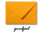 envelop goudgeel