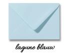 envelop lagune blauw
